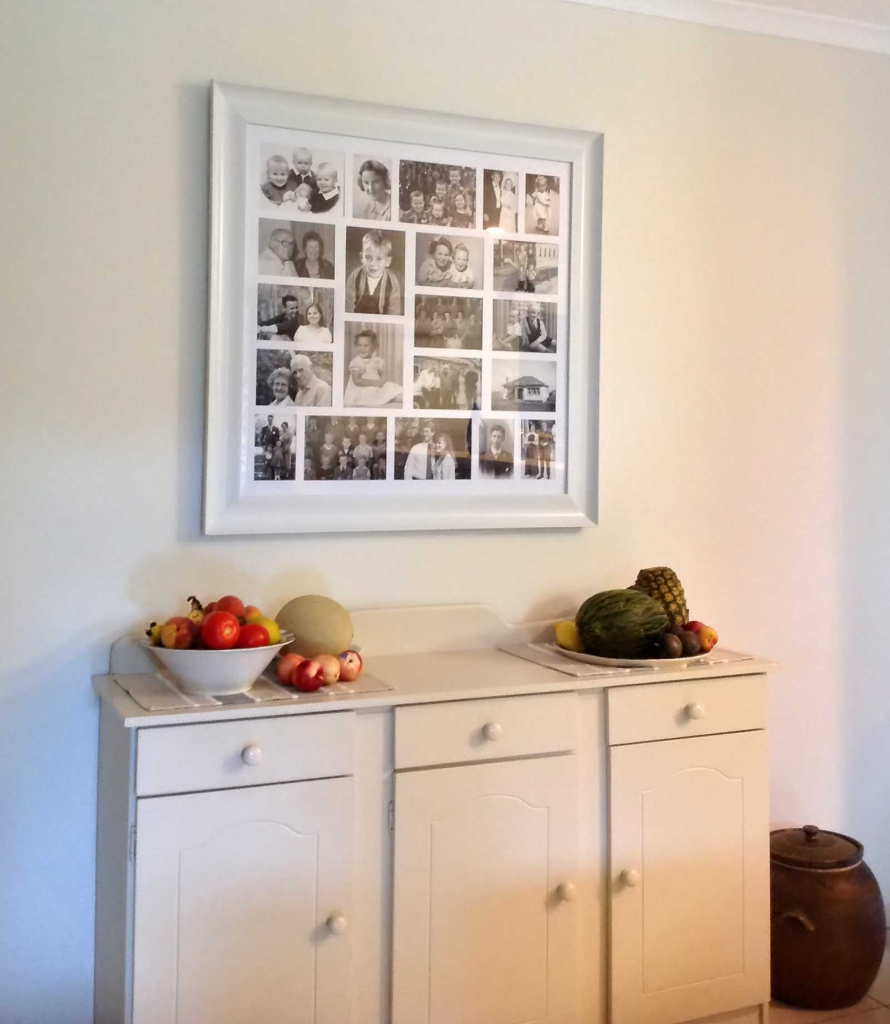 Composite Collage Photo Frame