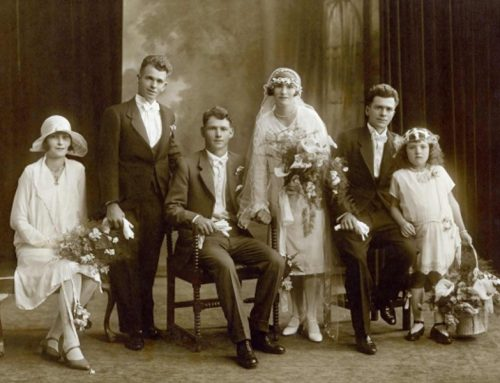 Digitizing a Family's Historical Photo Collection