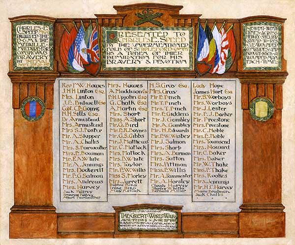 Document after Restoration