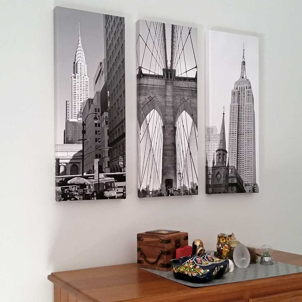 Canvas Photo Wall Art